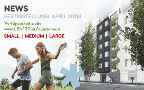 Neubauprojekt * Top 14 * AN DER FREIEN MITTE – Dachgeschoß, 1200 Wien, Penthousewohnung