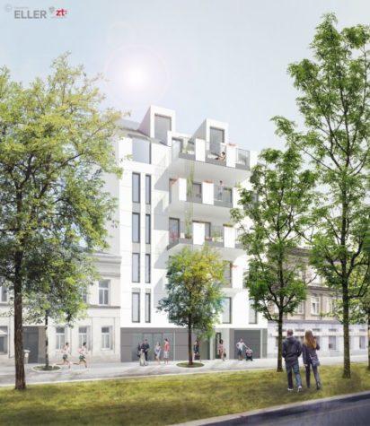 Neubauprojekt * Top 18 * SMART LIVING AM WIENERWALD – 2.Dachgeschoss * Fertigstellung Frühjahr 2021 *, 1160 Wien, Apartment