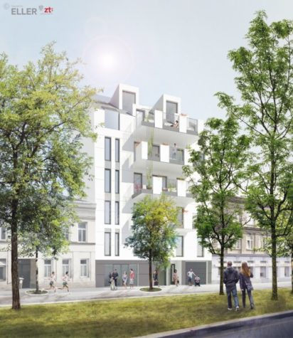 Neubauprojekt * Top 17 * SMART LIVING AM WIENERWALD – 2.Dachgeschoss * Fertigstellung Frühjahr 2021 *, 1160 Wien, Apartment